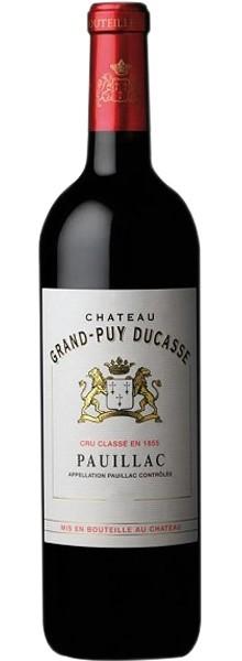 Château Grand Puy Ducasse en Caisse Bois 6 Bouteilles