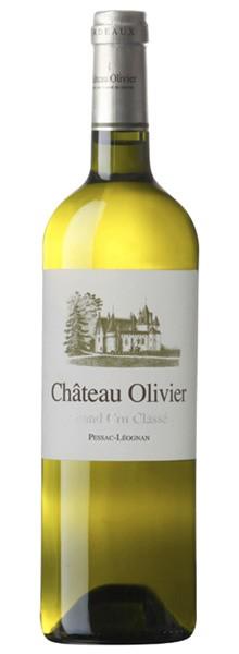 Château Olivier Blanc 2018