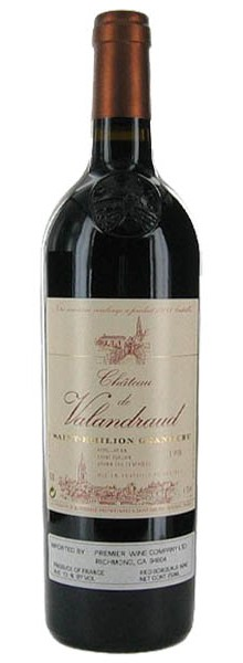 Château Valandraud 2018